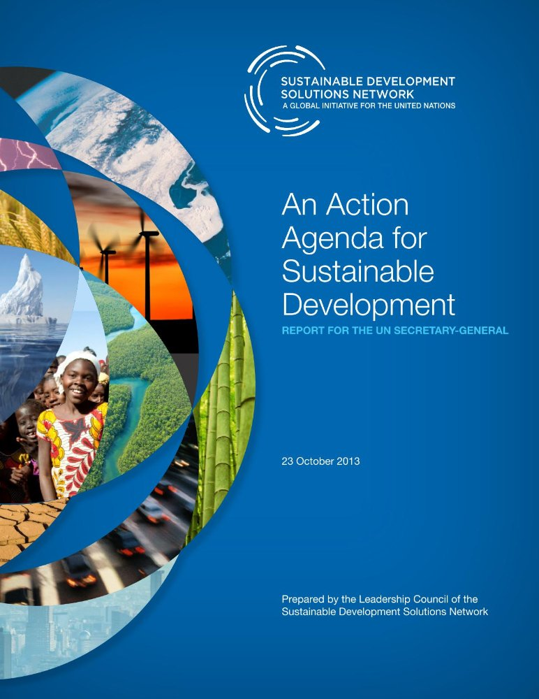 sustainable development goals essay