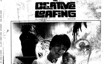 """From India With Love"" – Creative Loafing, 1981"
